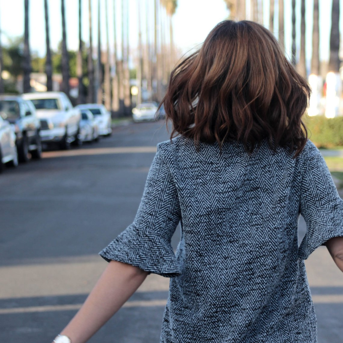 Rachel Off Duty | Christmas in California