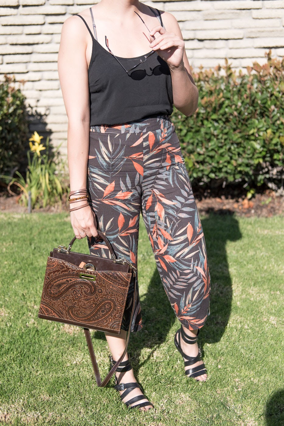 Rachel Off Duty: Culottes